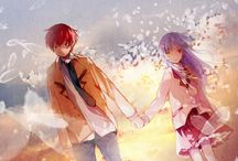 Angel Beats ( ^ω^ )