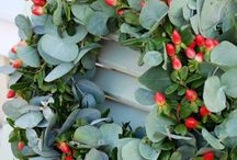 Christmas Wreaths and Centrepieces / Floral Christmas Wreath, Floral wreath, Christmas, Christmas succulent wreath, Christmas Native Flower Wreath, Australian Native Wreath, Eucalyptus Wreath, Christmas Wreath, Christmas centrepiece
