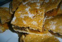 Őszi sütemények