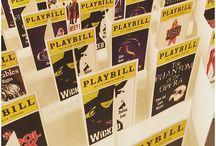 Hochzeitsmotto: Broadway