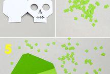 Paper Magique / Paper crafts