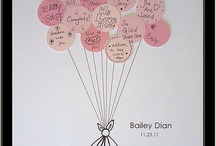 Baby shower ideas / by Glendy Flores