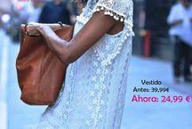 Moda / Todas las novedades en nuestros productos de #moda y #complementos