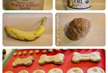 Dog treats - diy & inspo