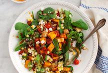 gluten free salad / by Marci Cohen