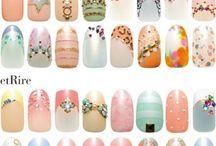 Arte en las uñas
