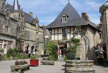 Morbihan Rochefort-en-Terre