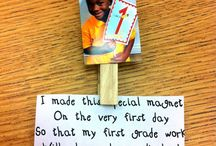 First Grade / by Autumn Nicole