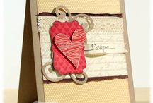 Valentine's Day Cards / by Becky Helwig