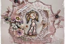{Cards by Designer Tracey Payne} / Lovely designs be a very talented card maker.....