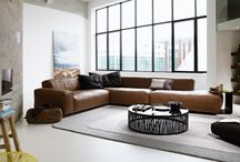 ROLF BENZ Sofas / The sofa is the centre of the living room. On which Rolf Benz sofa would you like to stretch your legs?