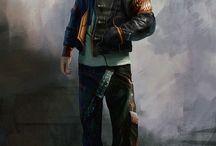 Sci-Fi / Rockstar / Inspiration Session Photo Plein de styles possible.