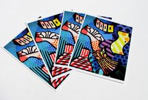 Cards / Look at these beautiful cards you can use to send that wonderful person in your life a lovely message.