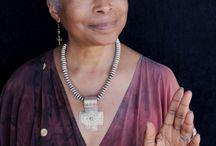 Women aging beautiful