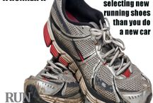 FRIDAY FUNNY -- You know you're a runner when....