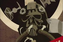 Posters / Star Wars & WWII