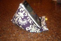 iPod beanbag