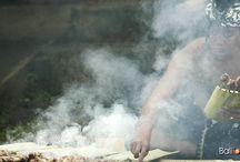 Balinese Food & Cooking / Bali Tour - Balinese Cooking Class, Bali Food, Balinese Cuisine, Satay, Paon Bali Ubud Bali