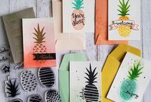 Pineapple craft ideas