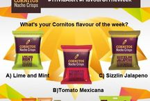 Trivia Mania / Have fun with Cornitos with the most exciting and interesting Trivias!