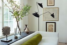 Living room ideas / by Amber Snedegar
