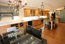 How to Remodel a Kitchen / Tips for how to remodel a kitchen. Great articles on kitchen remodel tips and steps.