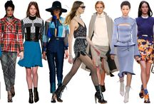 Fall Fashion / The latest in fall fashion.