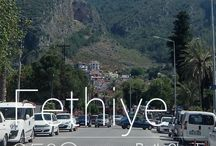 Casual Pictures from Fethiye Oludeniz Hisaronu / Pictures that were taken on the go by phone