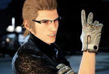 Final Fantasy Ignis Scientia