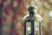 zimní fotografie / vánoce, zima
