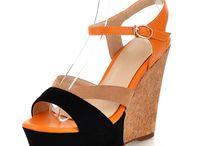 Woman's Wedges / Papan Ini Berisi koleksi Wedges Sepatu/Sendal Favorit Althea Wardrobe yang dapat dipesan sesuai keinginan anda ~