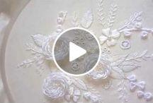 Видео вышивка