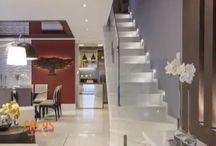 Apartamento Maravilhoso com Pé Direito Duplo!!! / Veja + Inspirações e Dicas de decoração no blog!  www.construindominhacasaclean.com