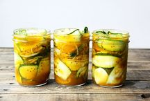 Pickles / Recipes to make, to keep and collect