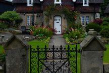 pohádkový dům -fairytale house