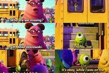 Pixar and shhh