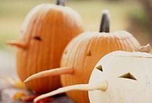 Fall Decoration - Pumpkins