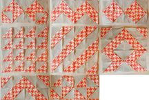 Quilting - HST's / by Jen Samsell
