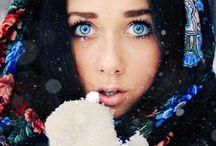 Красивые русские девушки | Beautiful Russian girls