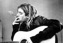 Kurt Cobain<3 / by Kylea Garces