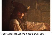 Jack Sparrow. Captain
