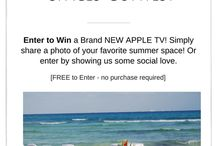 Summer Spaces Photo Contest 2016