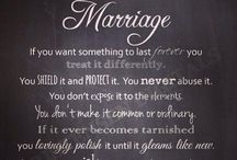 Marriage thoughts