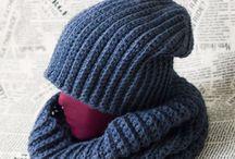 Шапки вязание