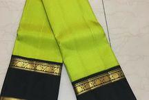 saree combinations