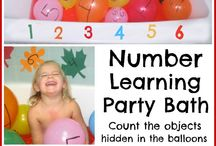Learning Number n Alphabets