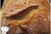 Ψωμιά και πιτσες