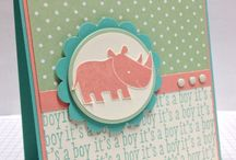 Zoo Babies- Stampin' Up!.