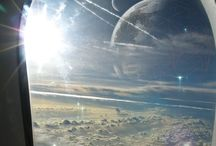 Sci-fi/Space (story inspiration) / by Eli Weibley