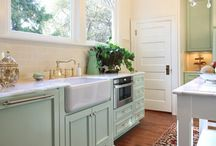 Pretty kitchens